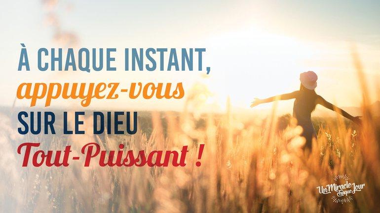 👑 Votre confiance en Dieu détermine votre victoire !