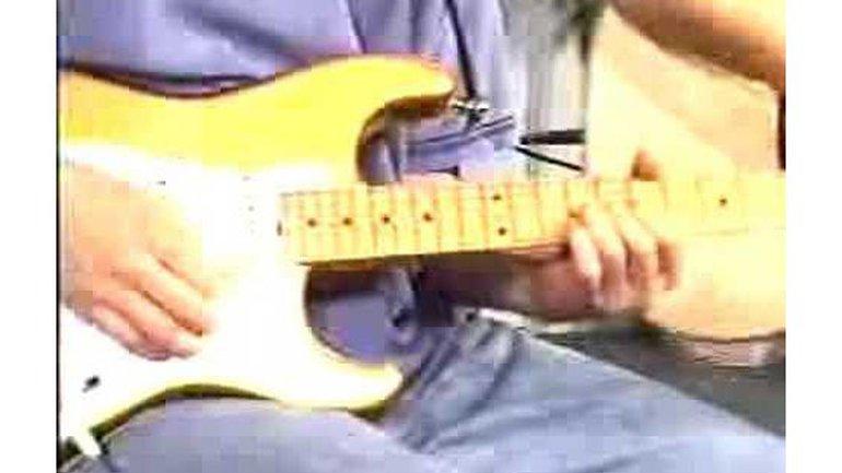 Ouvre les yeux de mon coeur - Paul Baloche - Tutoriel Guitare Electrique