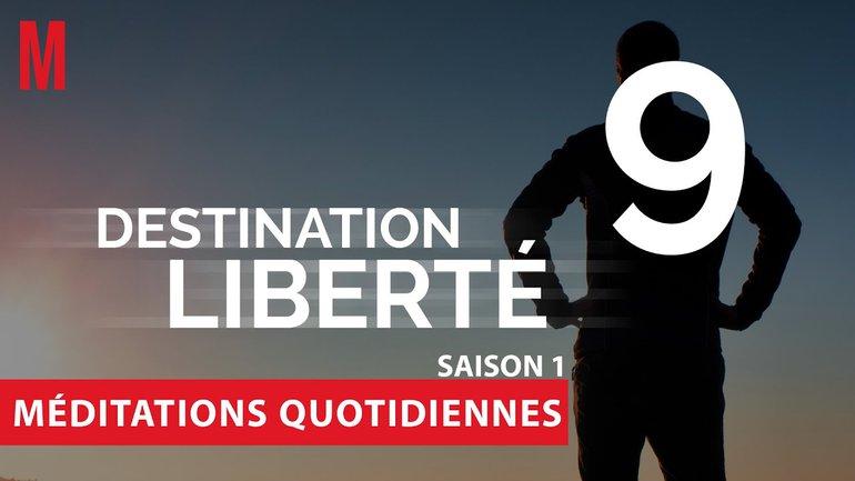 Destination Liberté Méditation 9 - Exode 4.10-17 - Église M