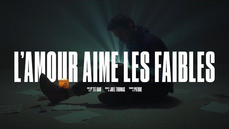 #GAB - L 'Amour aime les faibles ft. Camille Koné