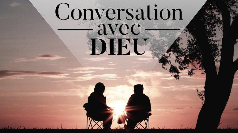 Moïse et le buisson ardent - Conversation avec Dieu