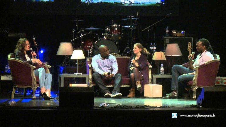 Paris pour Christ 2015 : Soirée JAP (partie 2) Talk Show