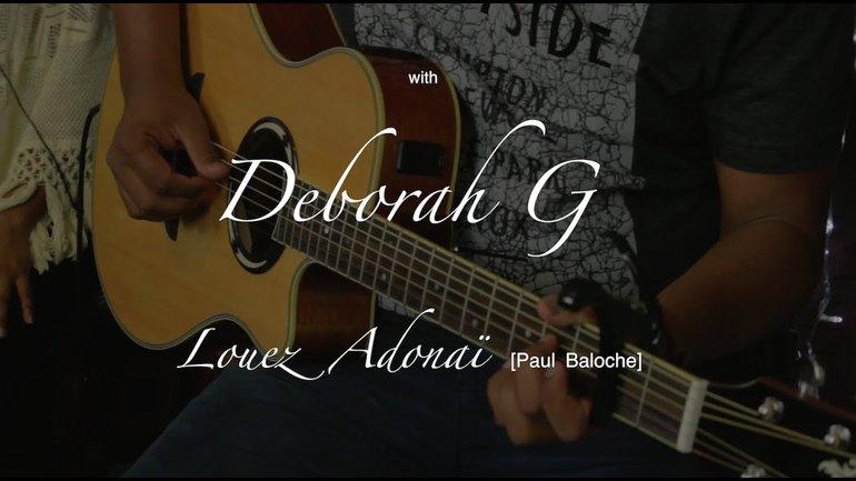 Louez Adonaï - Paul Baloche - Live avec Deborah G