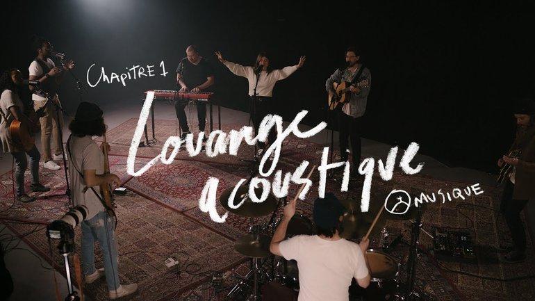 Chapitre 1 (session acoustique) — Louange et adoration avec la Chapelle Musique