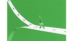 Obstacles et autoroute pour la voie royale