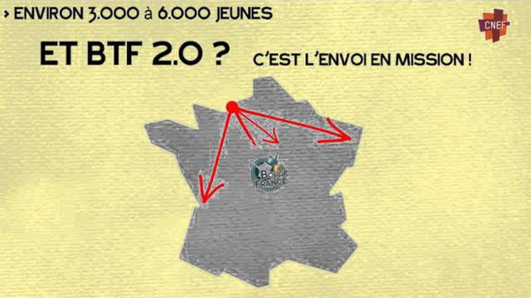 BTF 2.0- Bouge ton coin de France
