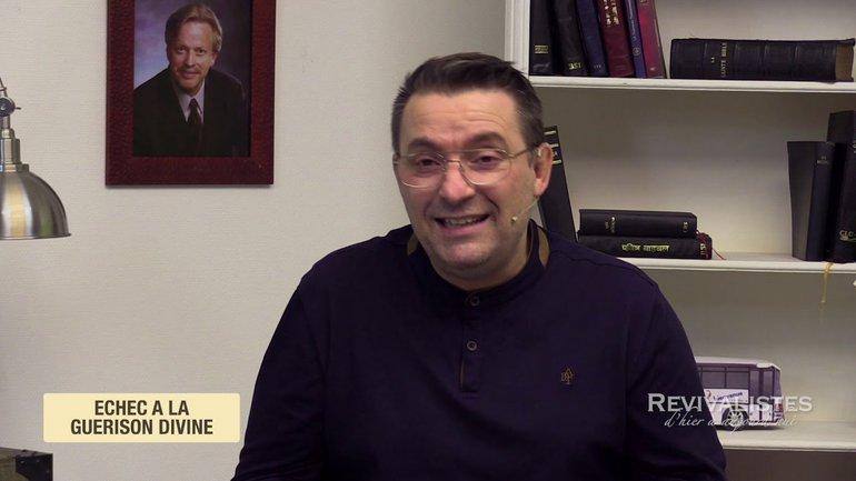 Franck ALEXANDRE - RVL- Echec à la guérison