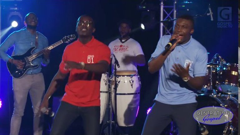 Mekaddishkem Medley Gospel Afro Célébration / Generation Gospel