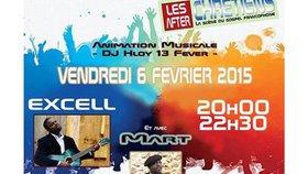 Mar-T en concert le 6 février à 20h à Paris 8ème