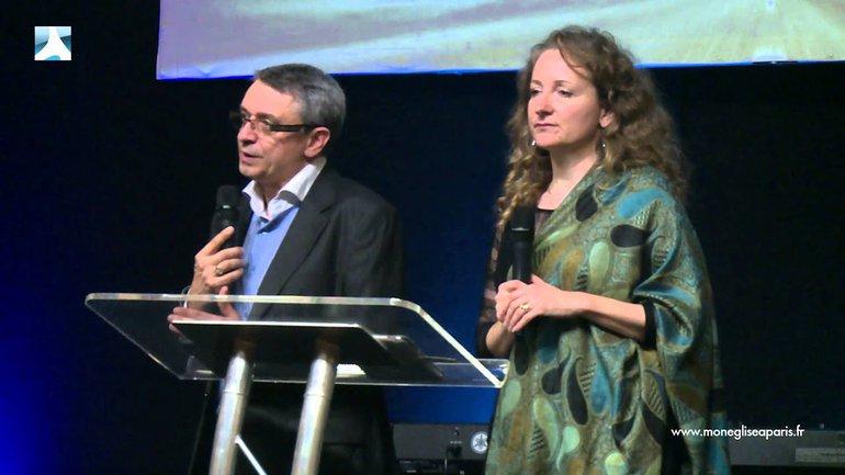 Eric & Rachel Dufour : Le mariage et la famille