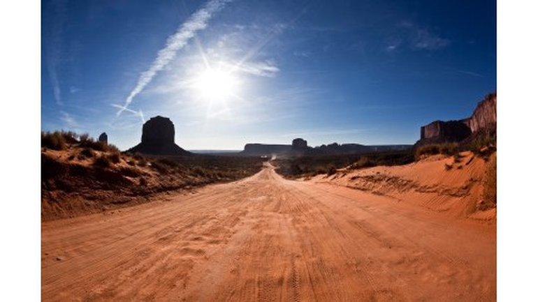 Croyez quel que soit le désert que vous traversez