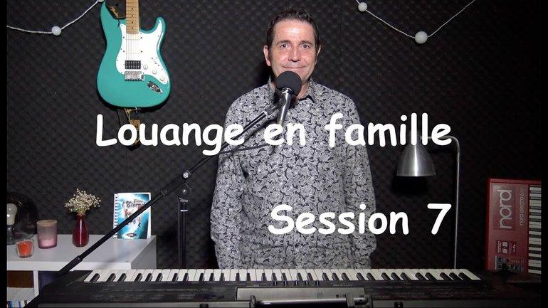 Louange pour les enfants et les familles - Session 7