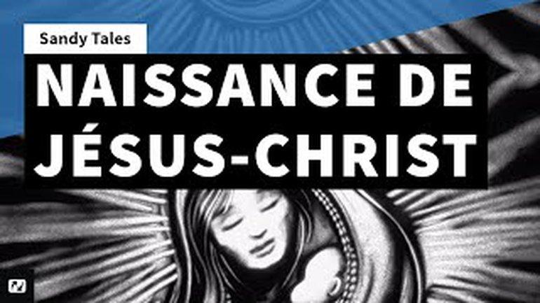 Sandy Tales - Naissance de Jésus-Christ