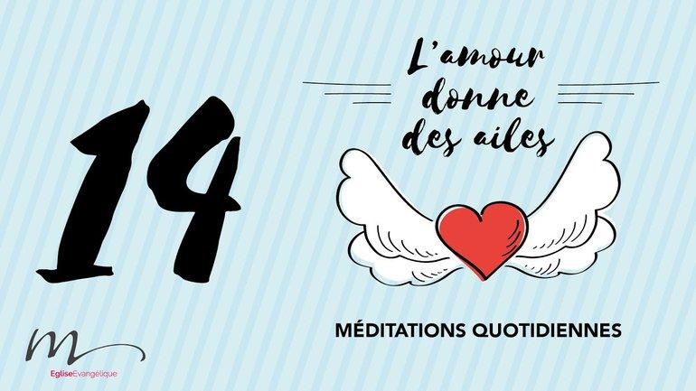 L'amour Méditation 14 - La confusion besoin / désir - Ecclésiaste 2.3-11 - Église M