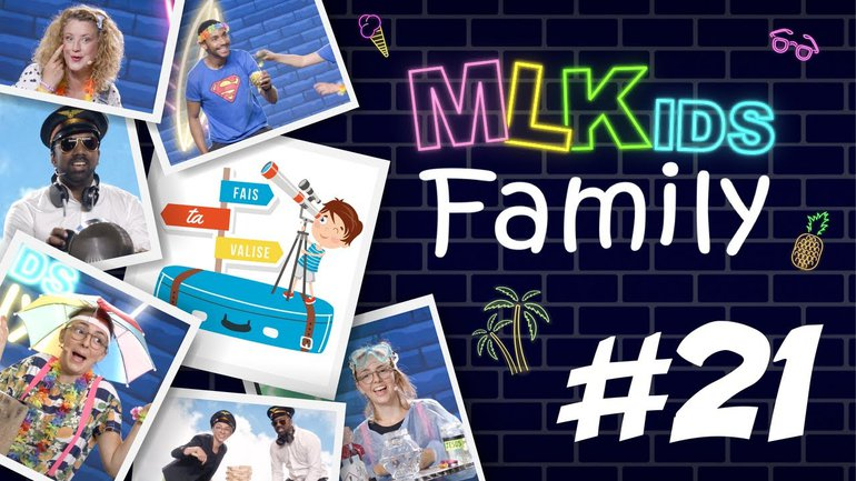 MLKids Family #21 - La vision paradisiaque de Jean