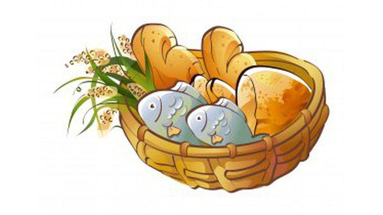 Mes 5 pains et 2 poissons