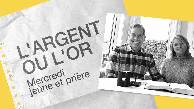 22 Juillet 2020 _L'argent ou l'or _Chantal et Claude Houde