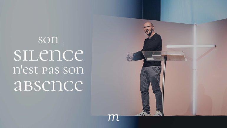 Son silence n'est pas son absence - Matthieu Perraud