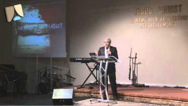 Franck Lefillatre : Ne vous trompez pas de lieu de rendez-vous avec Dieu