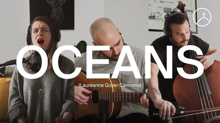 Oceans (Hillsong Cover) - Lauréanne Gohier Carmona | La Chapelle Musique