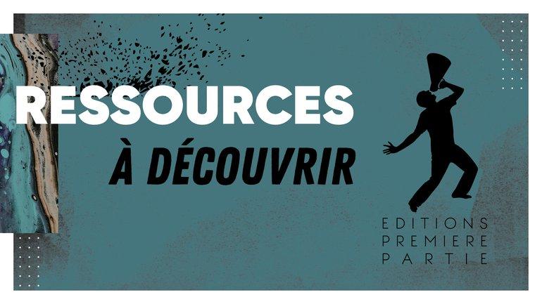 Des ressources à découvrir... avec Première Partie ! 😇