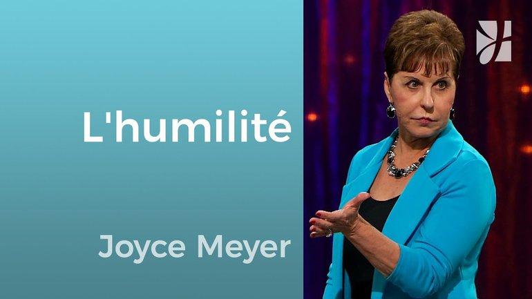 2min - L'humilité - Joyce Meyer - Grandir avec Dieu - 373
