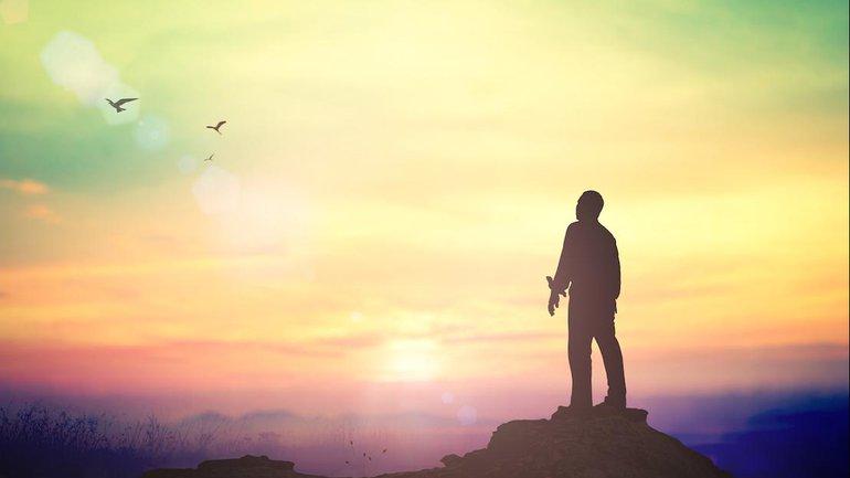 Une voix venant du ciel