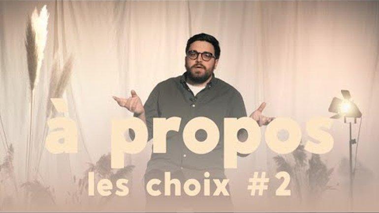 La SAGESSE de faire les BONS CHOIX #àpropos - Ps Jérémy Giordano