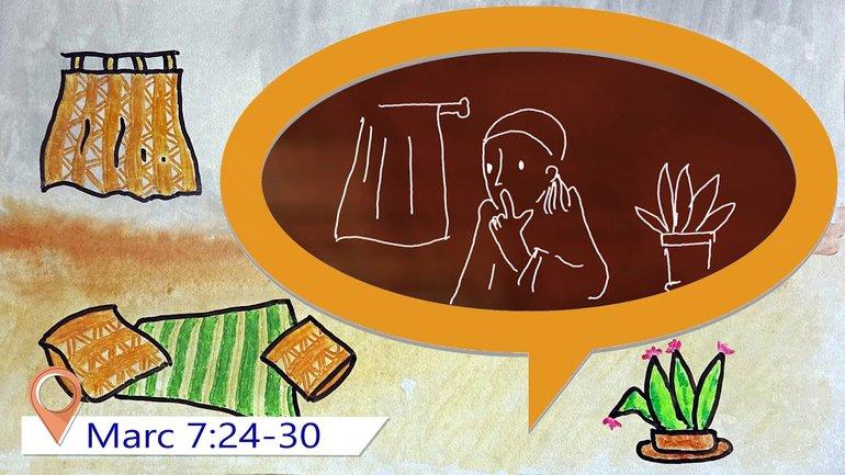 Évangile de Marc chapitre 07 (pour enfants à partir de 10 ans)