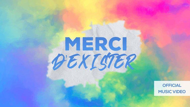 AURÉLIEN - MERCI D'EXISTER