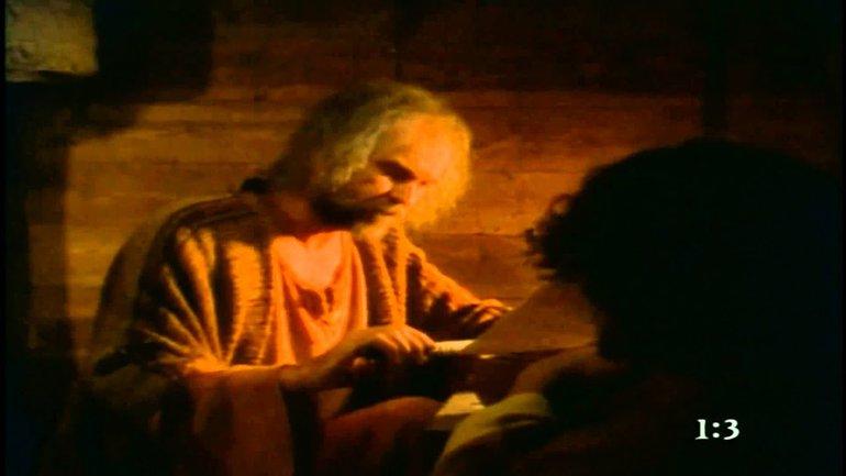 Film la Bible lue en vidéo, mot à mot