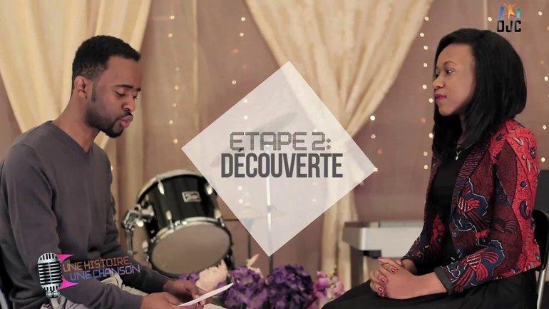 OJC - Une histoire une chanson avec Magalie Maloyi - Cantique d l'Agneau