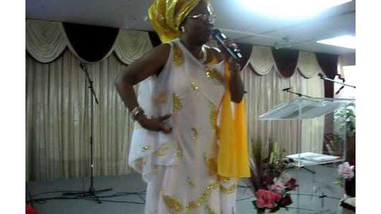 Véronique Mukandila - La prière: intimité avec Dieu