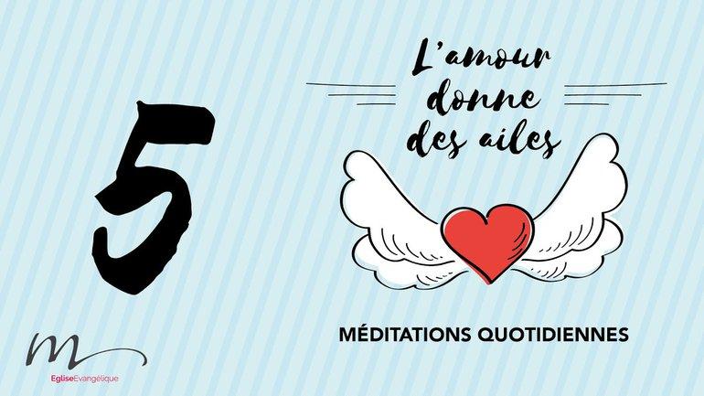 L'amour Méditation 5 - L'amour se réjouit de la vérité - 1 Corinthiens 13.6 - Église M