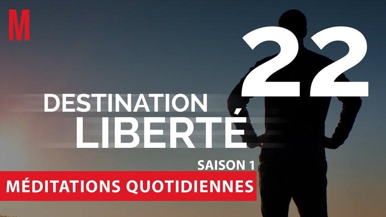 Destination Liberté (S1) Méditation 22 - Exode 14.15-20 - Jean-Pierre Civelli