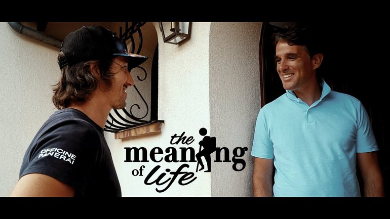 The Meaning of Life, Interview 3/4 Matthieu Koumarianos