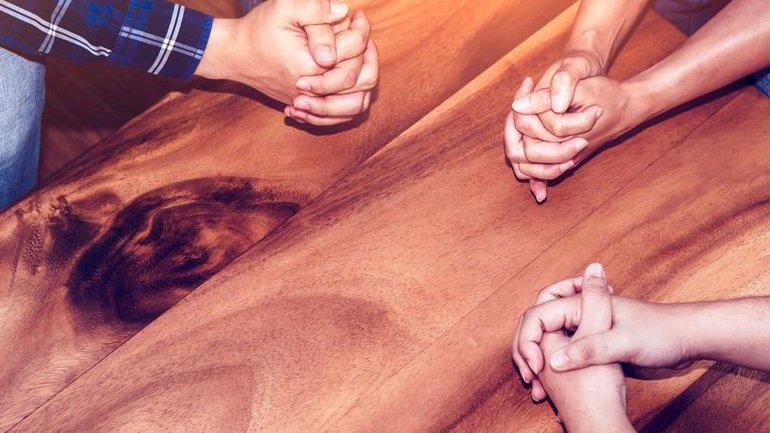 Une prière peut tout changer
