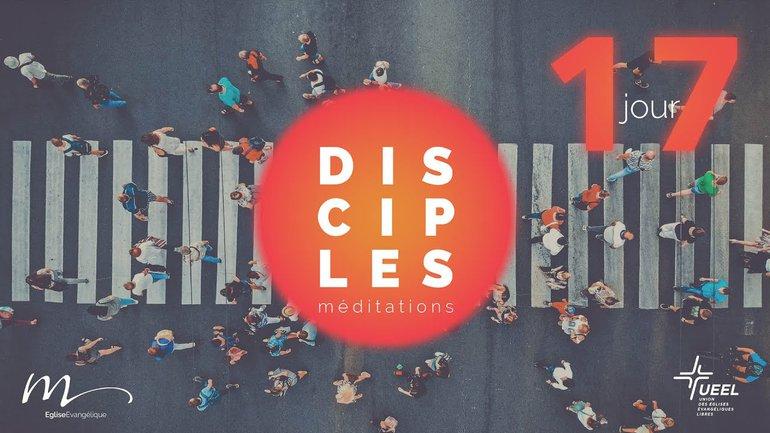 Disciples Jour 17 - Changement de perspective - Jéma Taboyan - Hébreux 11.13-16 - Église M