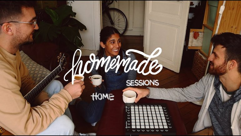 StereoSnap / Home - Homemade Sessions 3