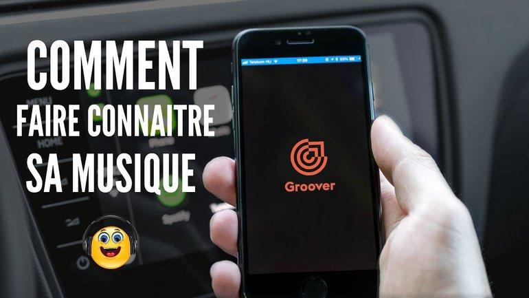 COMMENT FAIRE CONNAITRE SA MUSIQUE AUPRÈS DES MÉDIAS (Avec Groover)