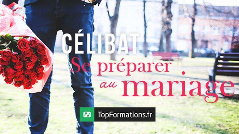 Célibataires: se préparer au mariage